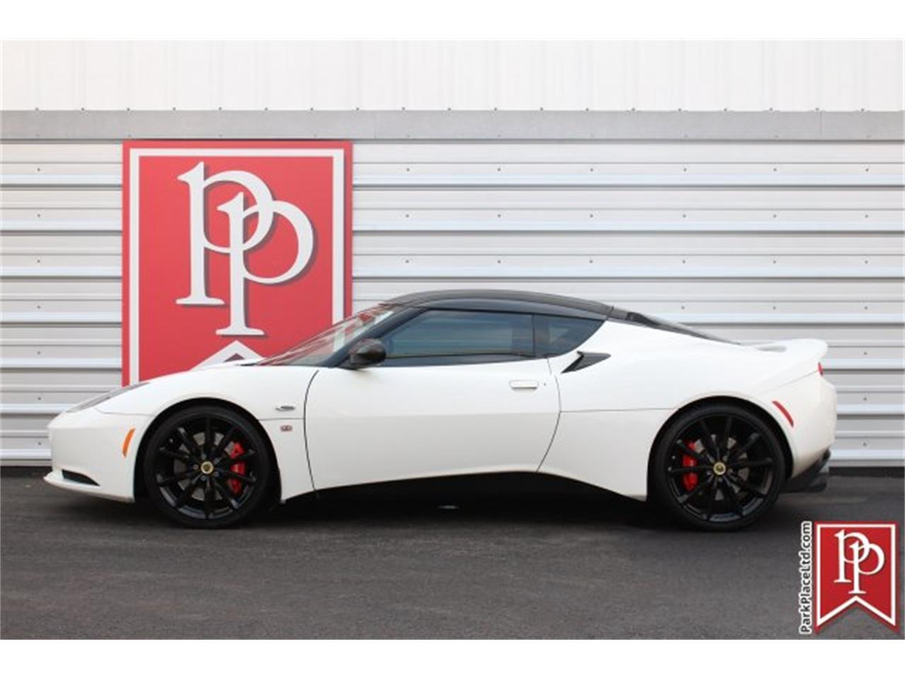 Large Picture of '12 Evora - MFXP