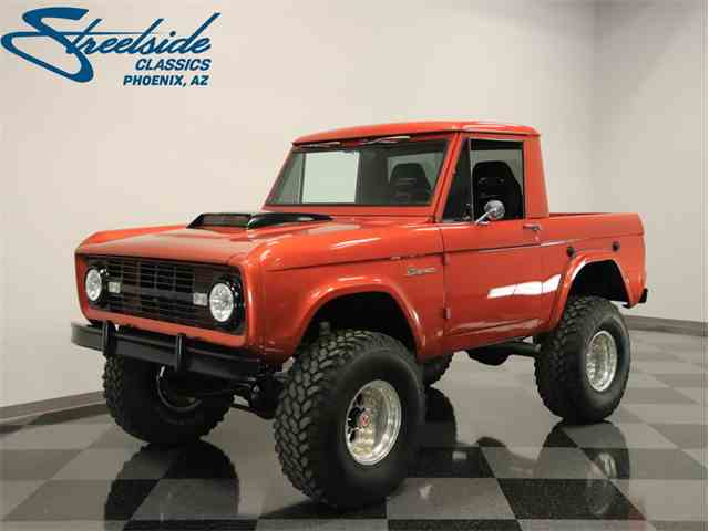 Picture of '66 Bronco - MFY0
