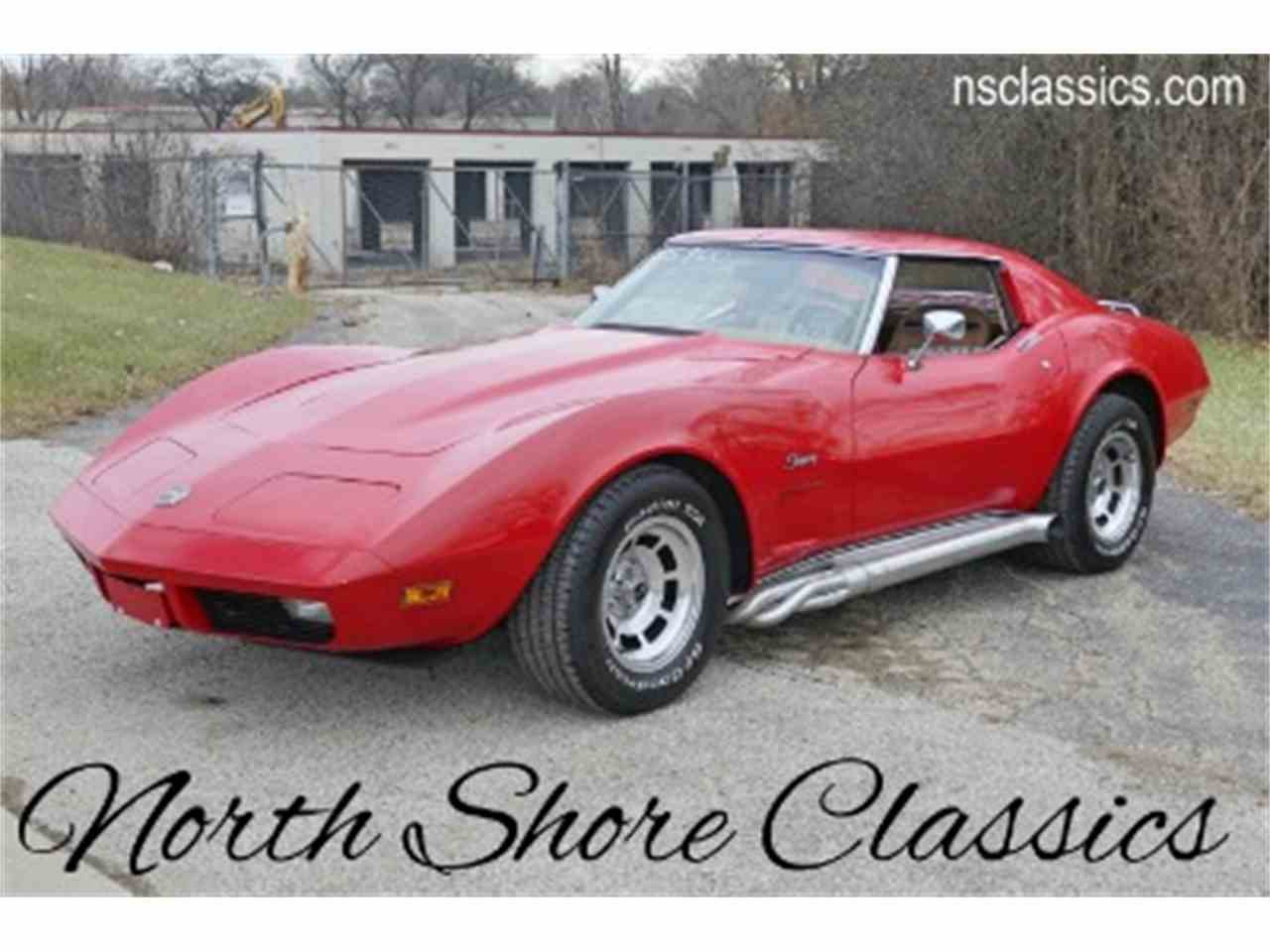 Large Picture of '74 Corvette - MFYB