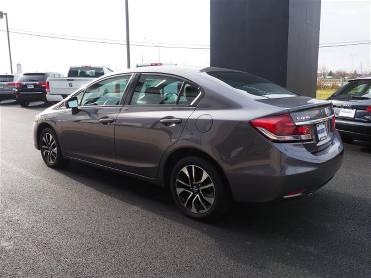 Large Picture of '15 Civic - MFZ4