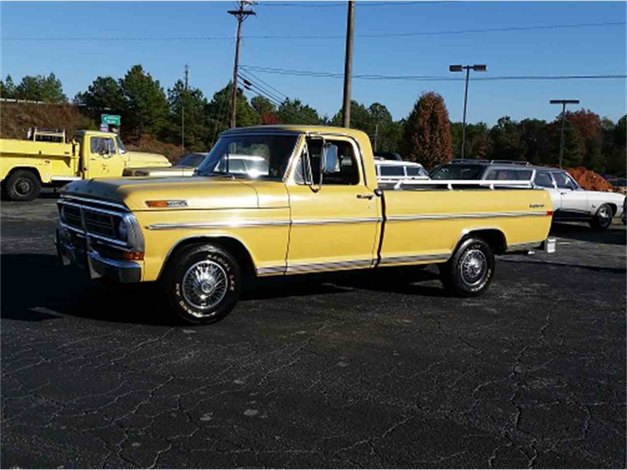 Large Picture of '72 F100 - MFZH