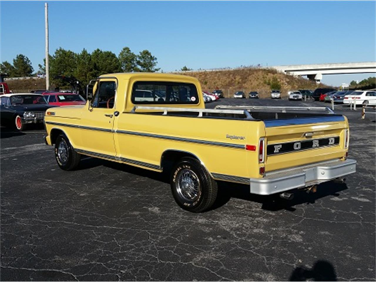 Large Picture of 1972 F100 - $12,990.00 Offered by Dream Cars of the Carolinas - MFZH