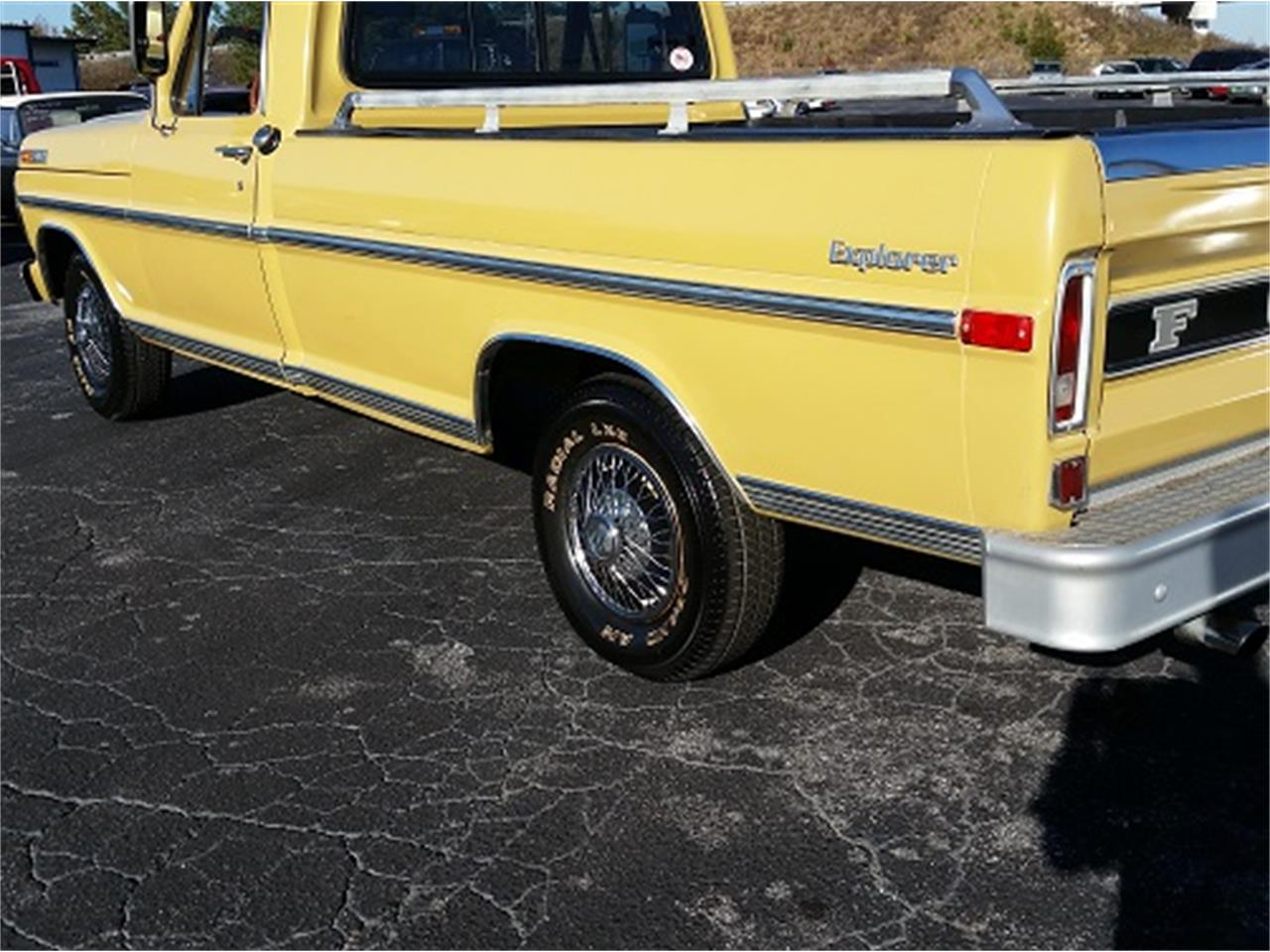 Large Picture of Classic '72 Ford F100 - $12,990.00 Offered by Dream Cars of the Carolinas - MFZH