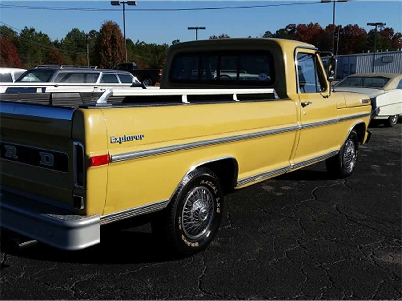 Large Picture of Classic '72 Ford F100 - $12,990.00 - MFZH