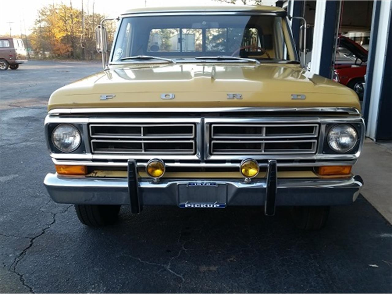 Large Picture of 1972 F100 - MFZH