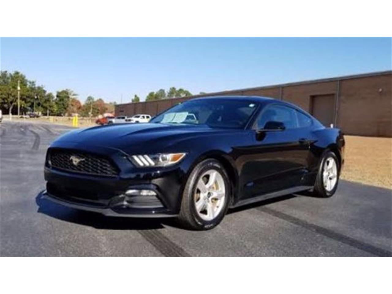 Large Picture of '16 Ford Mustang located in Hope Mills North Carolina - $19,995.00 Offered by I-95 Muscle - MFZO