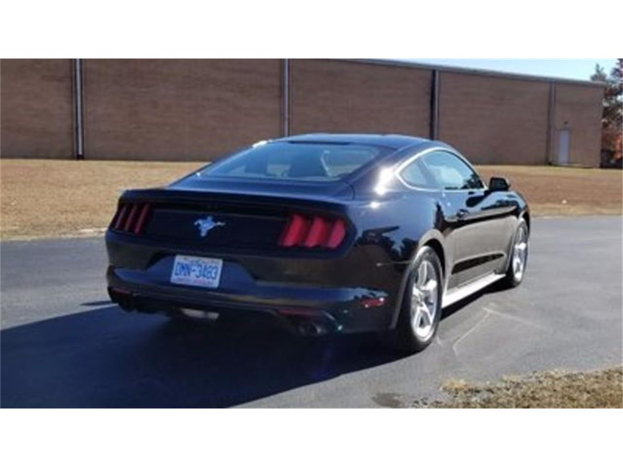 Large Picture of '16 Ford Mustang - MFZO