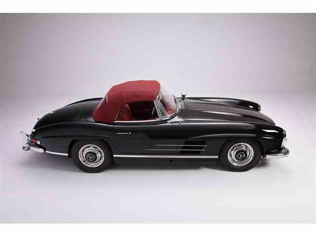 Classic mercedes benz 300sl for sale on for Mercedes benz classic center germany