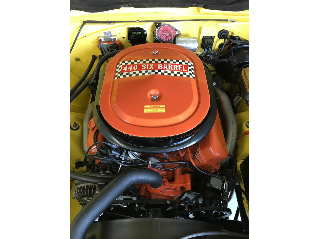 Large Picture of '70 Superbird - MG0K