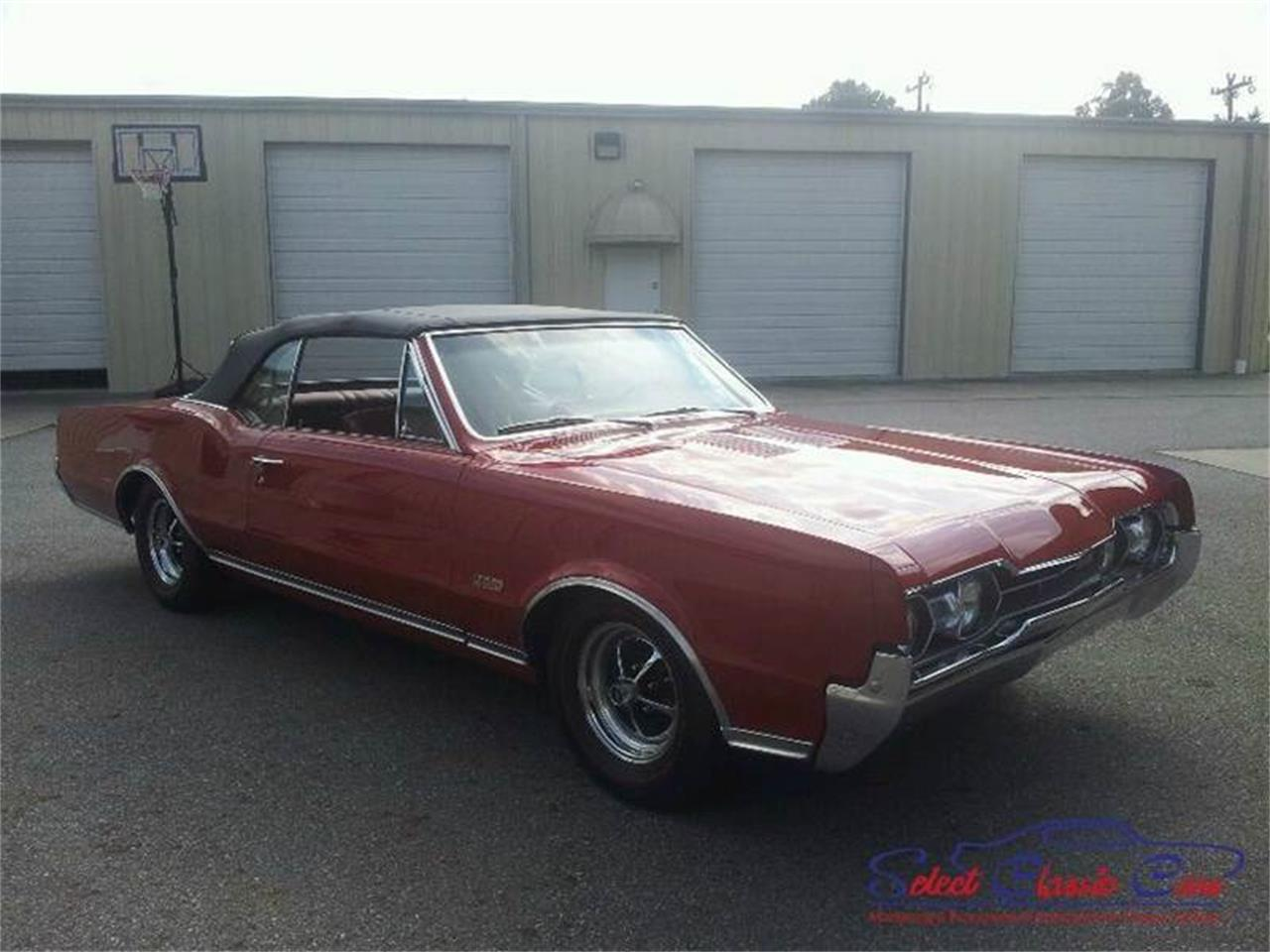 Large Picture of Classic 1967 Oldsmobile 442 located in Georgia - $39,900.00 Offered by Select Classic Cars - MG0Z