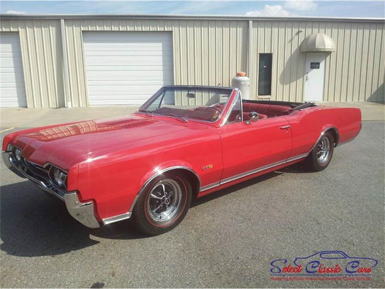 Large Picture of Classic '67 442 located in Hiram Georgia Offered by Select Classic Cars - MG0Z