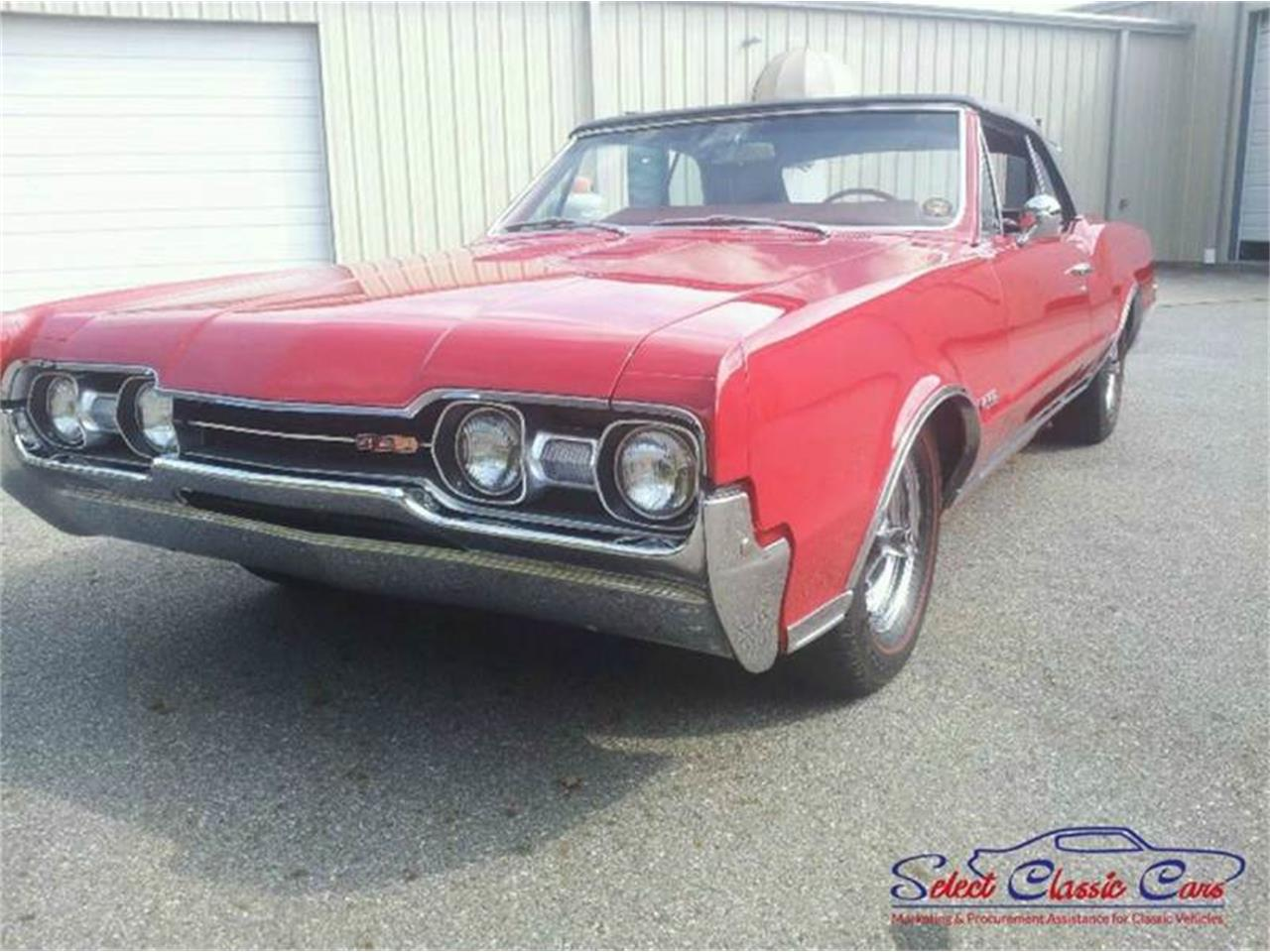 Large Picture of Classic '67 Oldsmobile 442 - $39,900.00 - MG0Z