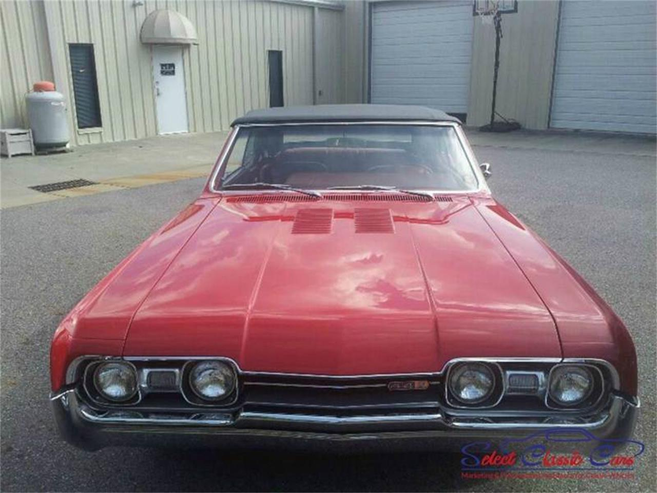 Large Picture of '67 Oldsmobile 442 located in Hiram Georgia - MG0Z