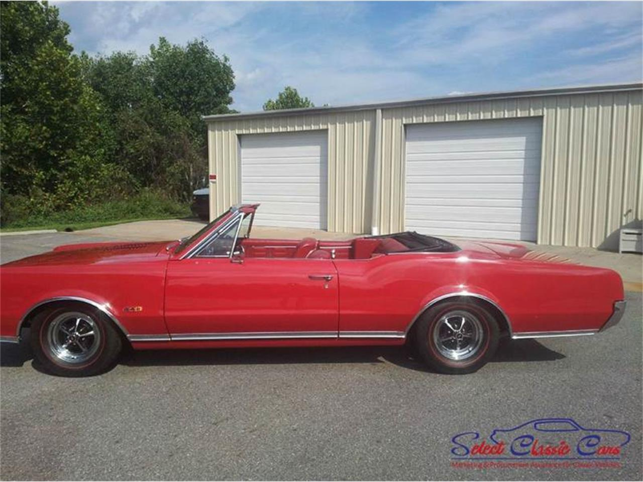 Large Picture of Classic '67 442 located in Hiram Georgia - $39,900.00 Offered by Select Classic Cars - MG0Z