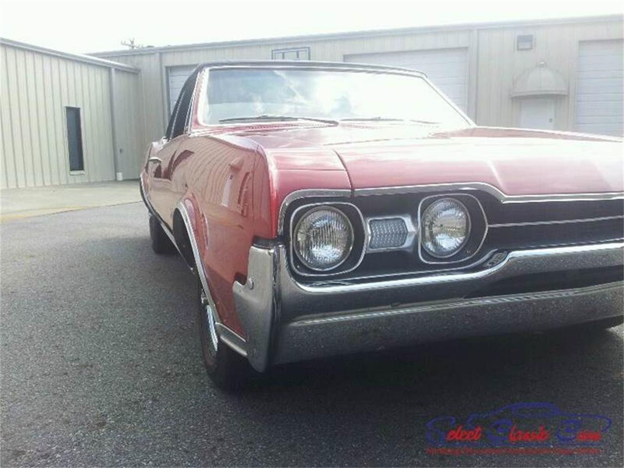 Large Picture of '67 Oldsmobile 442 - MG0Z