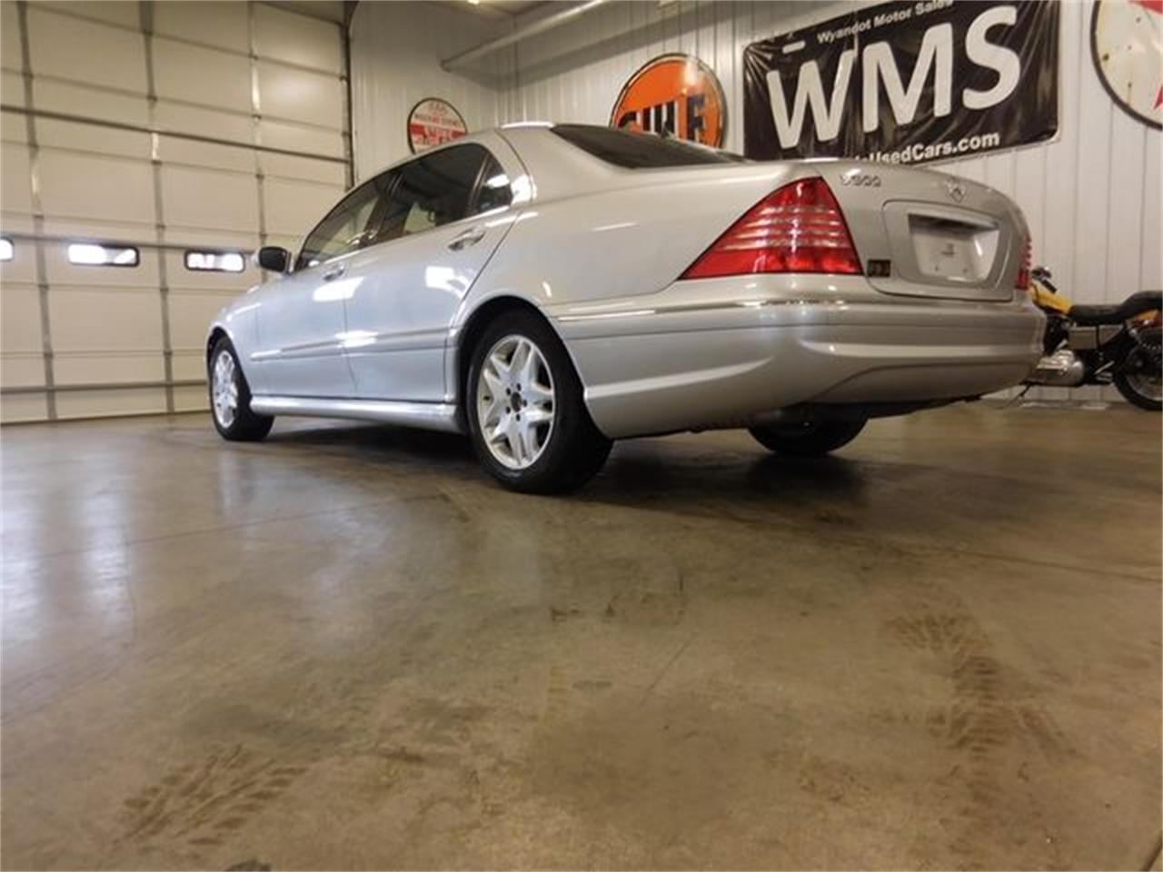 Large Picture of '04 S500 - MG12