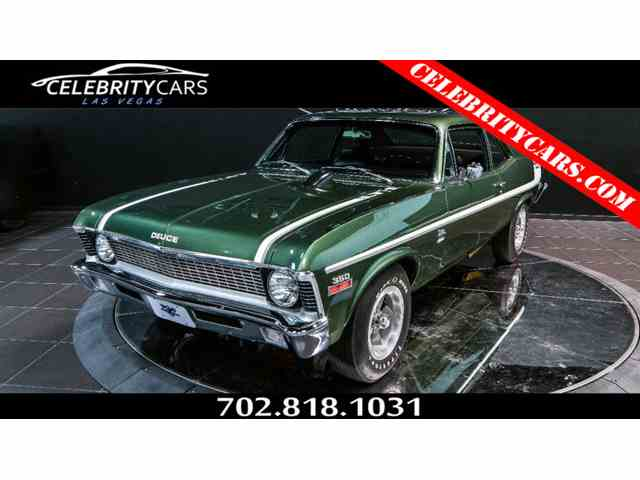 Picture of 1970 Chevrolet Nova Yenko located in Nevada - $112,450.00 - MB0X