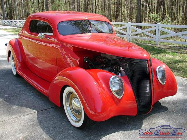 Picture of '37 Coupe - MG18