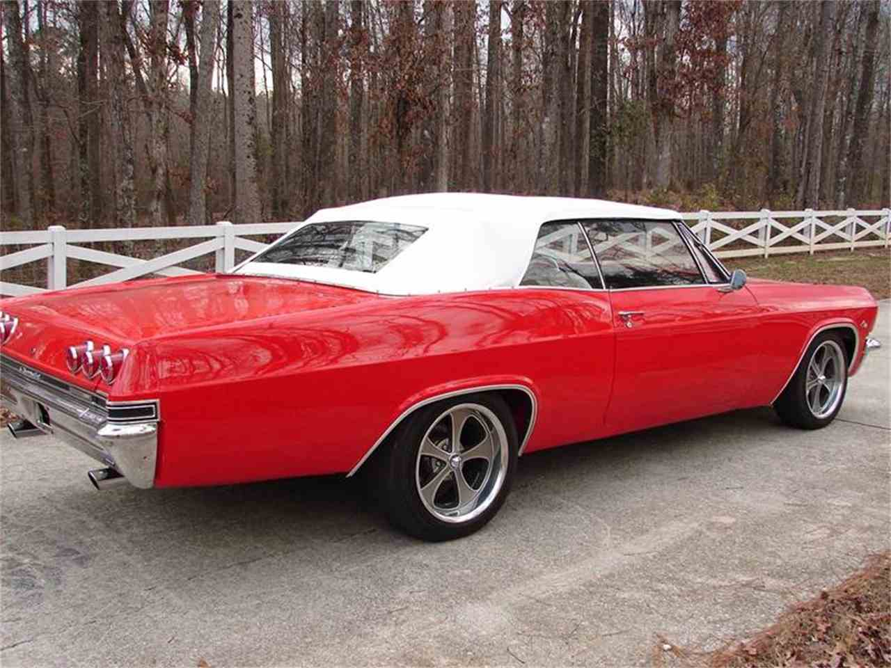 Large Picture of '65 Impala - MG1A