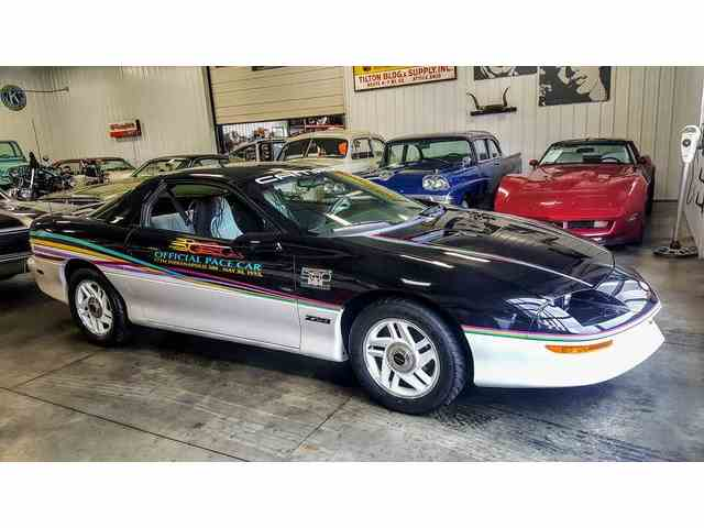 Picture of '93 Camaro - MG1H