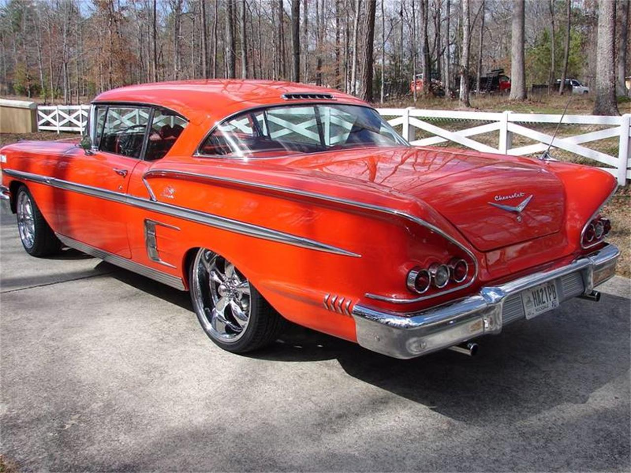 Large Picture of '58 Chevrolet Impala - $49,500.00 - MG1I