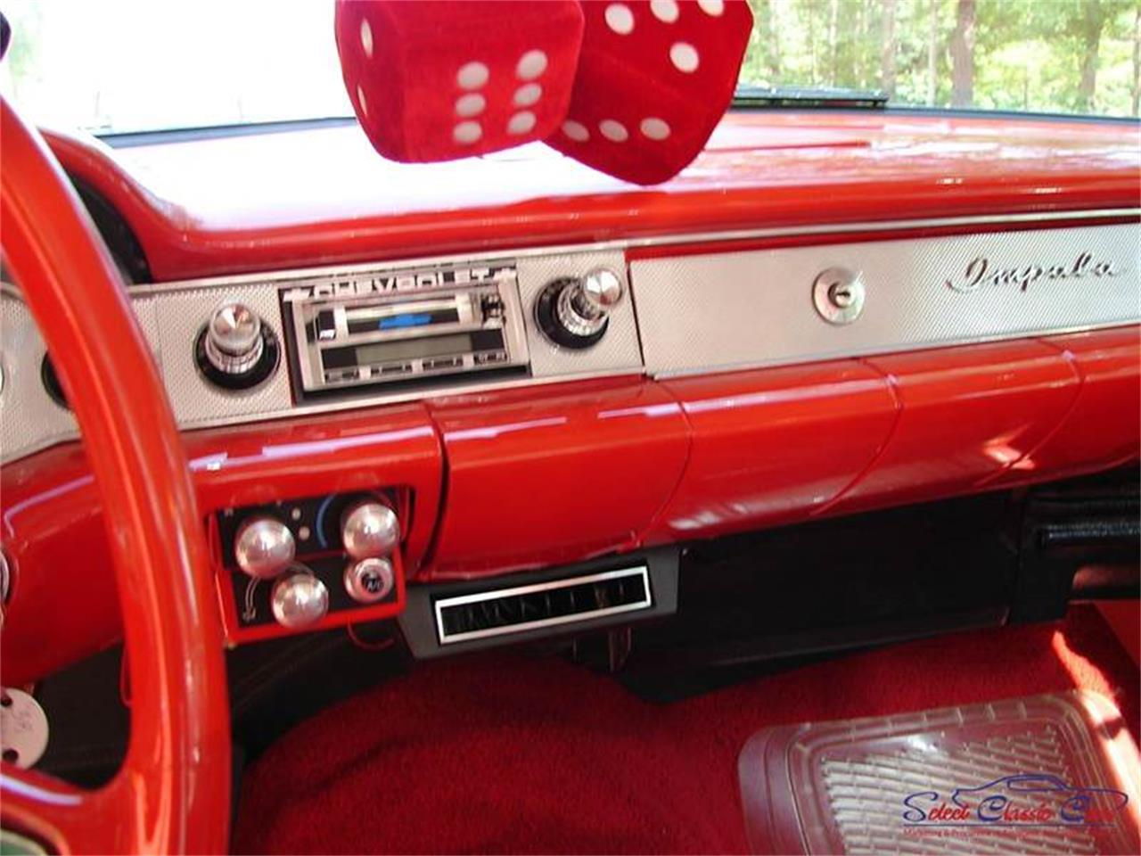Large Picture of '58 Impala - $49,500.00 Offered by Select Classic Cars - MG1I