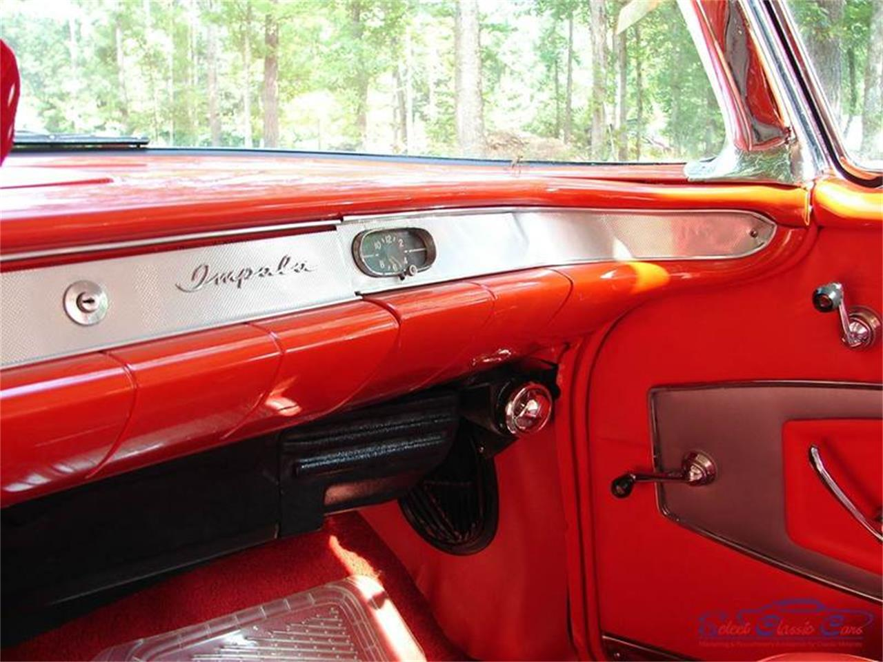 Large Picture of Classic 1958 Chevrolet Impala - $49,500.00 - MG1I