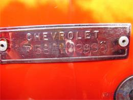 Picture of Classic 1958 Chevrolet Impala - $49,500.00 Offered by Select Classic Cars - MG1I