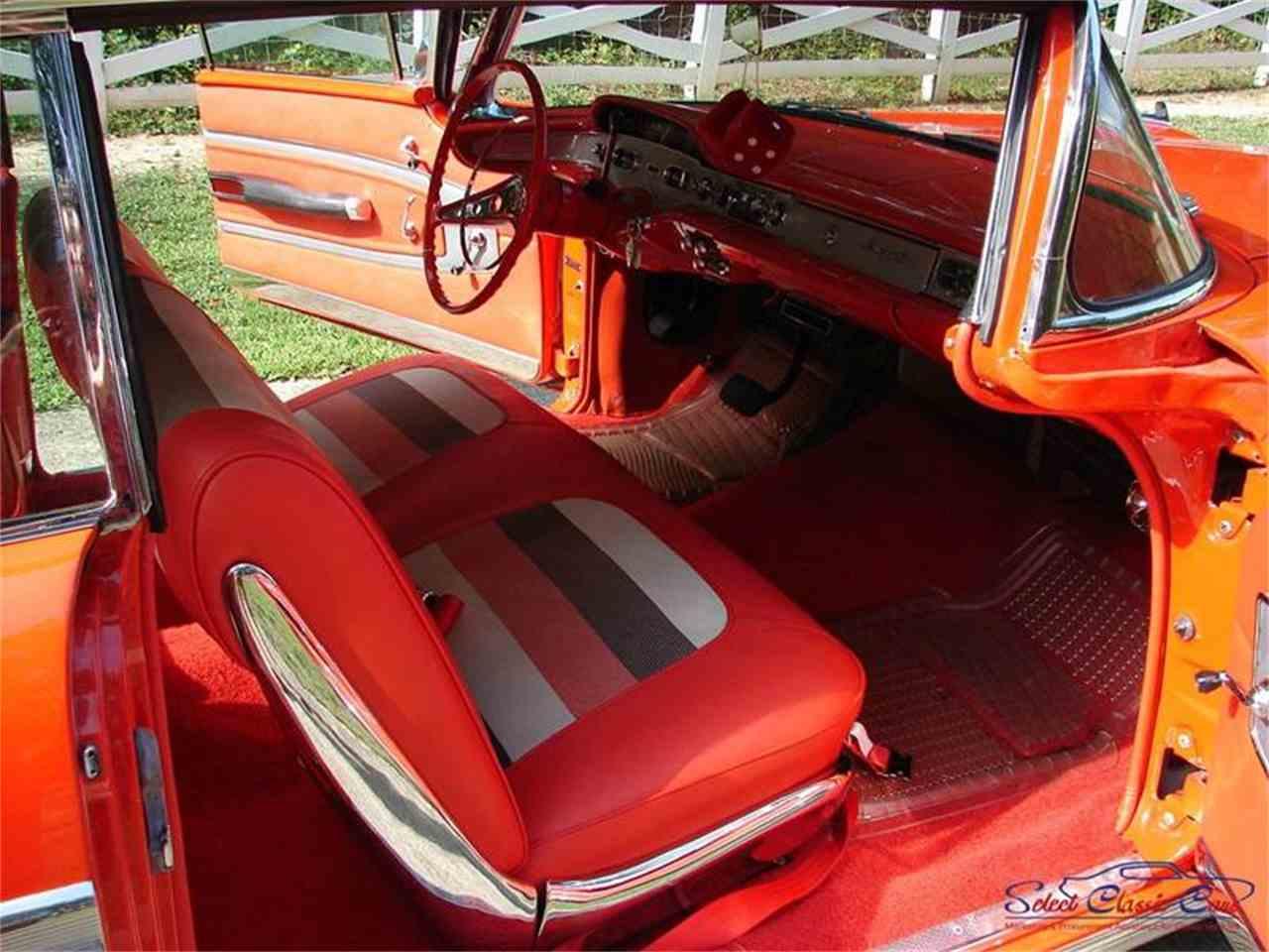 Large Picture of '58 Impala - MG1I