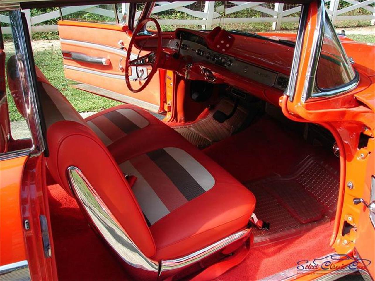 Large Picture of '58 Impala located in Georgia Offered by Select Classic Cars - MG1I