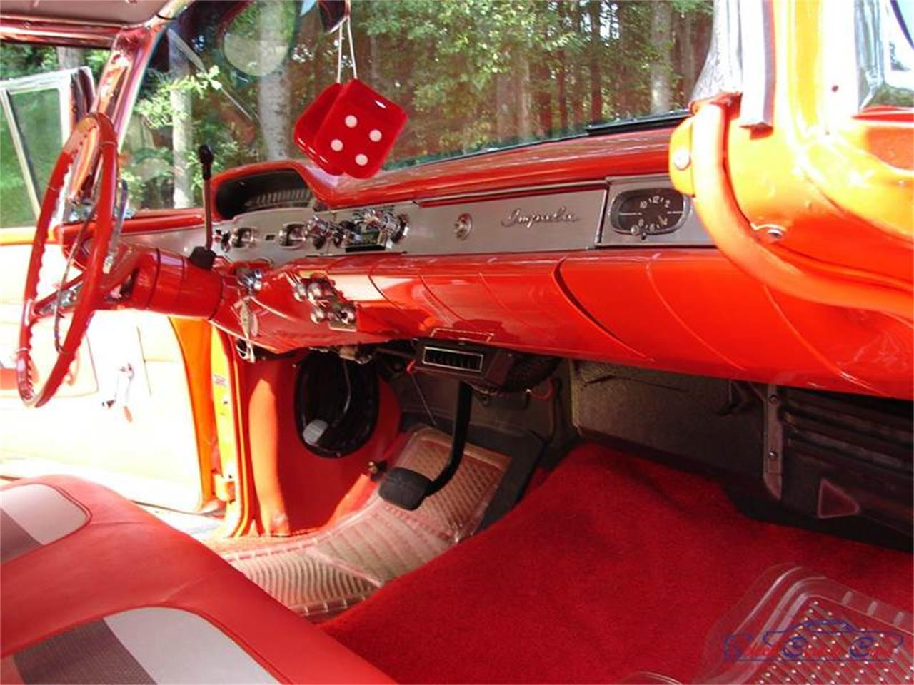 Large Picture of 1958 Chevrolet Impala Offered by Select Classic Cars - MG1I