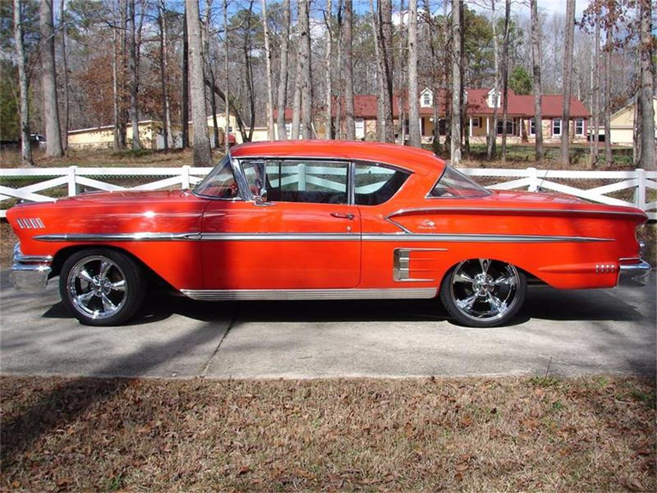 Large Picture of Classic 1958 Chevrolet Impala - $49,500.00 Offered by Select Classic Cars - MG1I