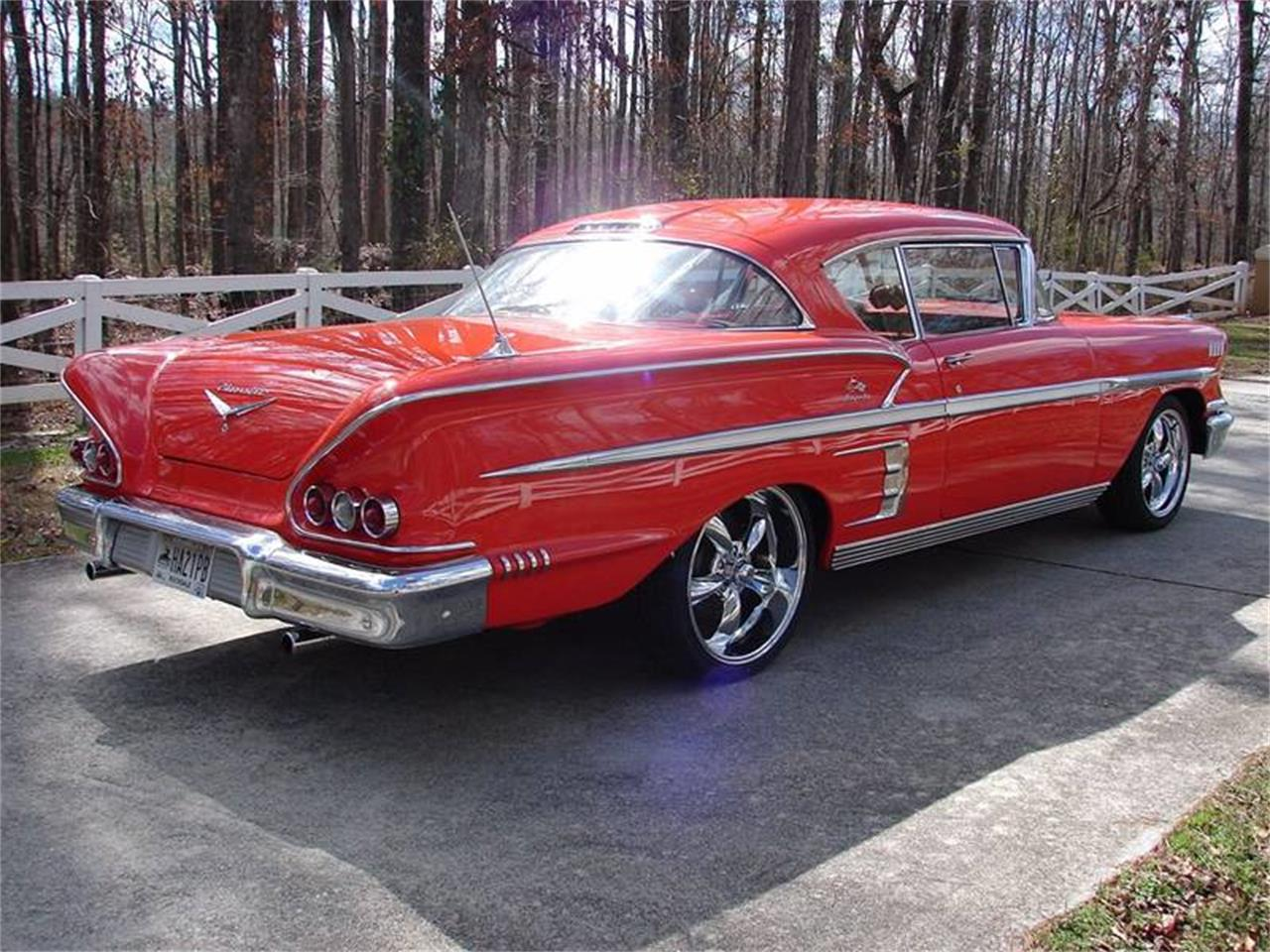 Large Picture of '58 Chevrolet Impala - $49,500.00 Offered by Select Classic Cars - MG1I