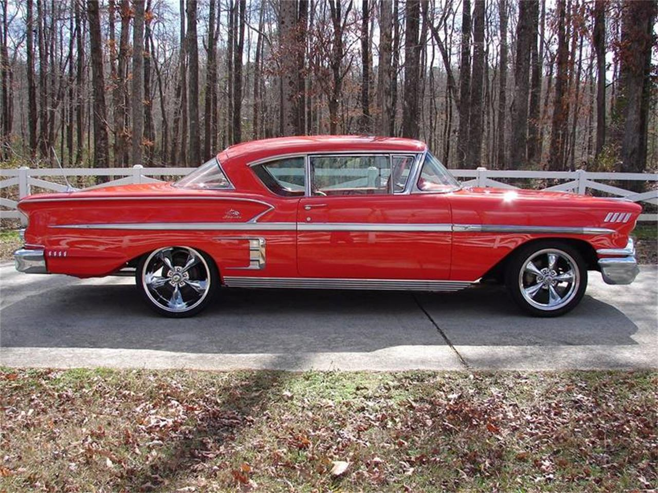 Large Picture of 1958 Impala Offered by Select Classic Cars - MG1I