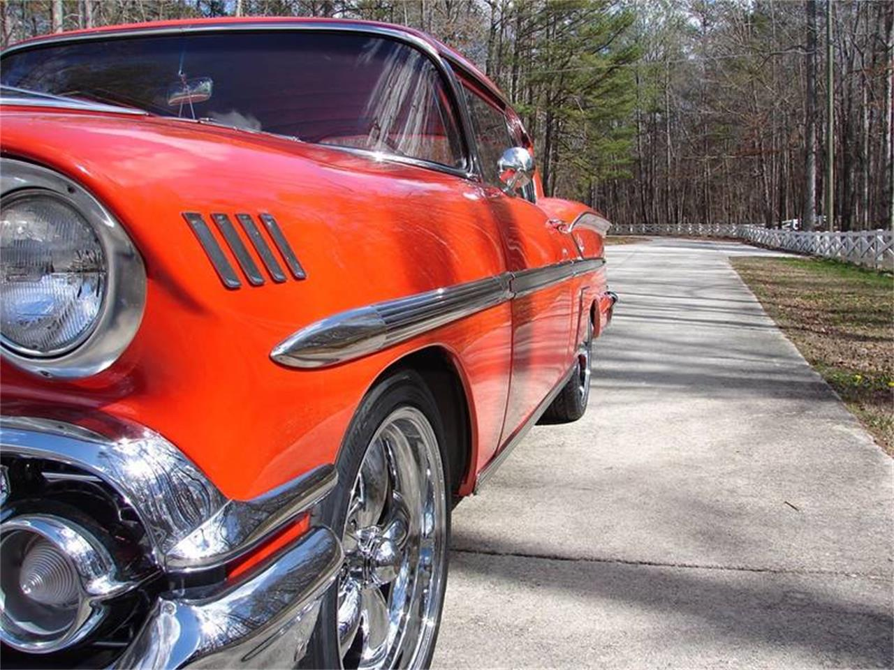 Large Picture of 1958 Chevrolet Impala - MG1I