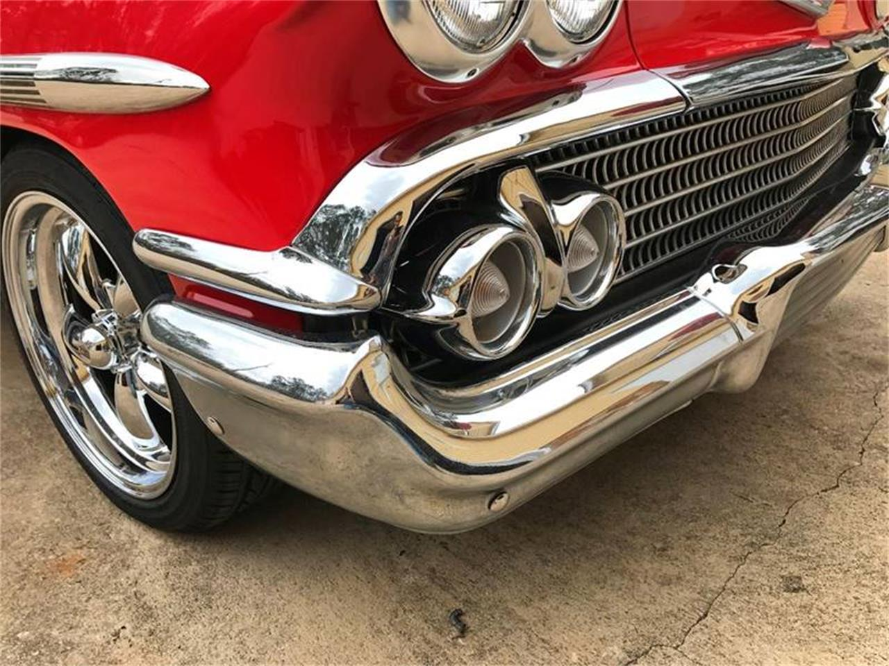 Large Picture of Classic '58 Impala located in Georgia - $49,500.00 - MG1I