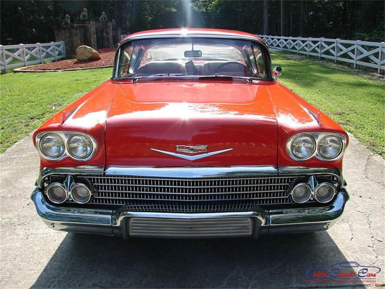 Large Picture of Classic '58 Chevrolet Impala - MG1I