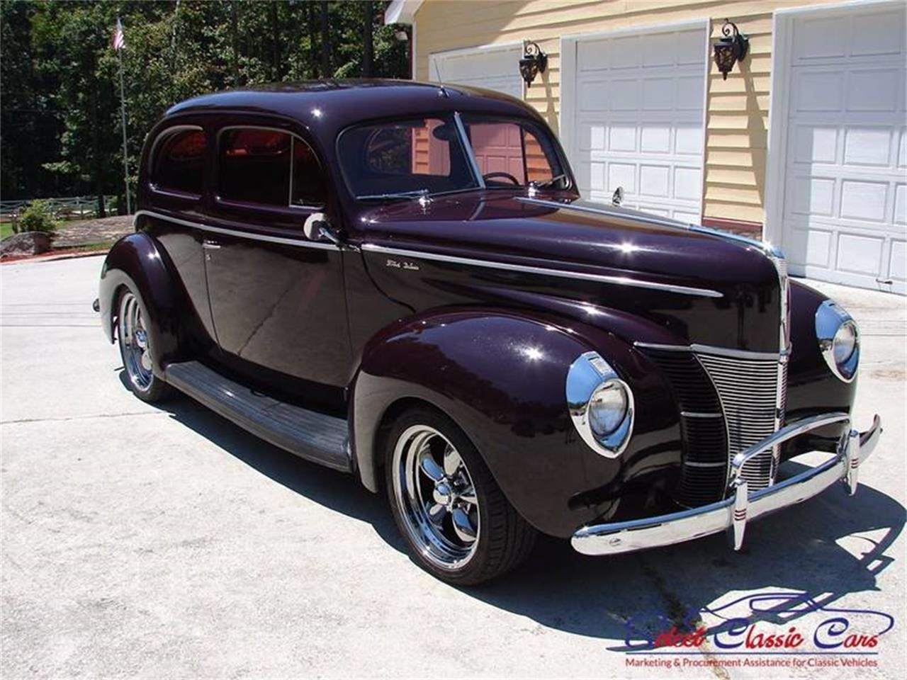 Large Picture of '40 2-Dr Coupe - MG1P
