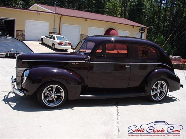 1940 Ford 2-Dr Coupe