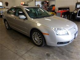 Picture of 2007 Mercury Milan located in Ohio - MG1T