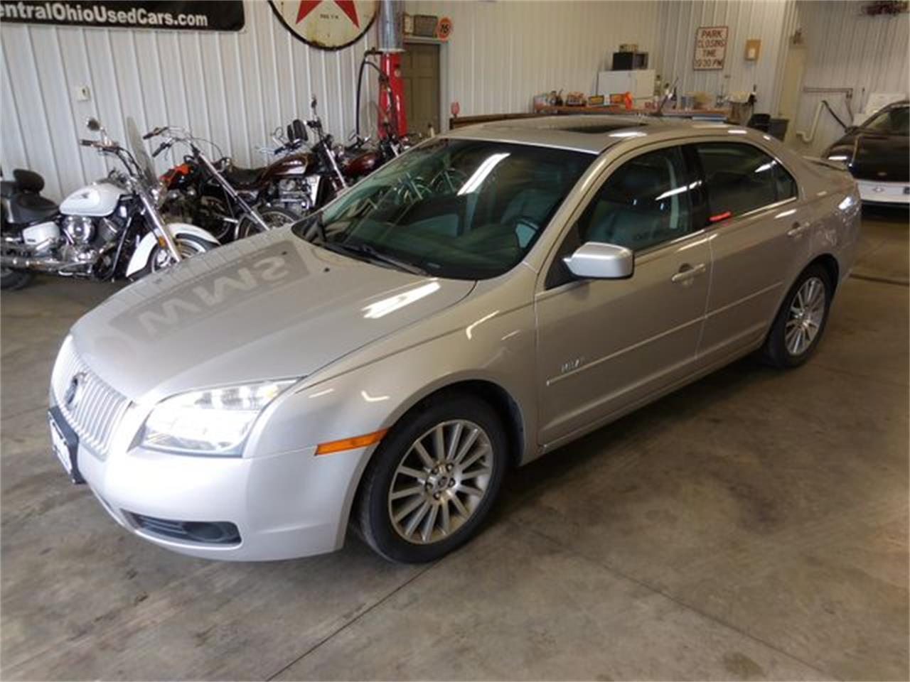 Large Picture of '07 Milan located in Upper Sandusky Ohio - $5,900.00 Offered by Wyandot Motor Sales - MG1T