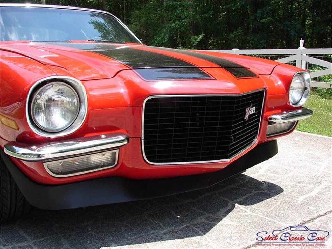 Large Picture of '70 Camaro - MG20