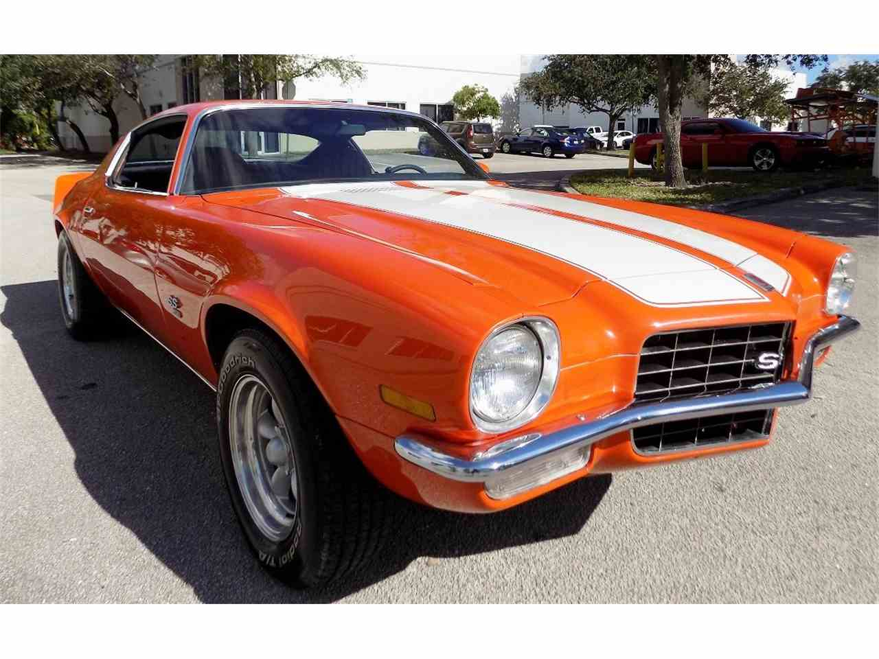 Large Picture of '72 Chevrolet Camaro located in Florida - $19,995.00 Offered by Cool Cars - MG21