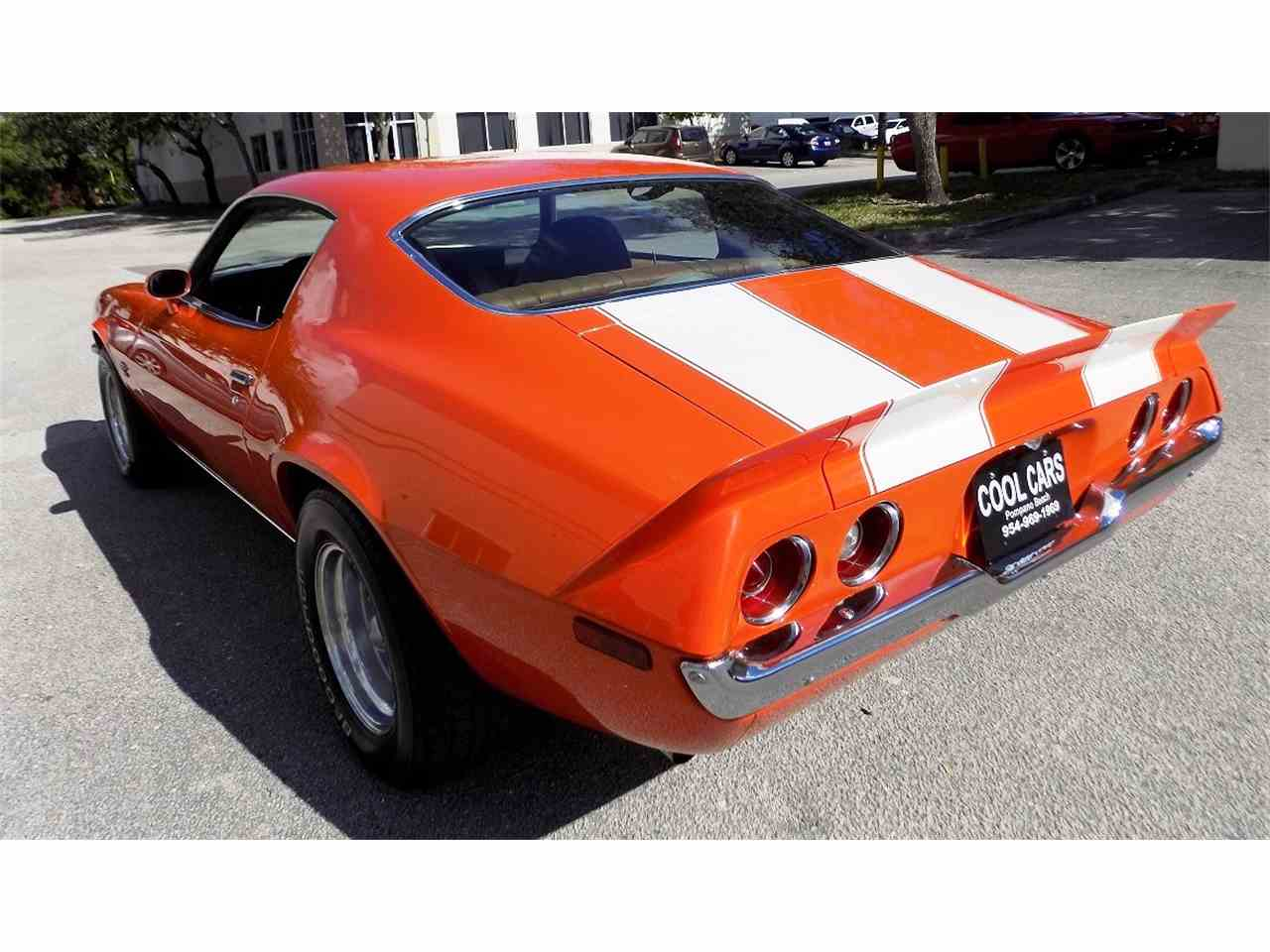 Large Picture of Classic 1972 Chevrolet Camaro located in Florida - $19,995.00 Offered by Cool Cars - MG21