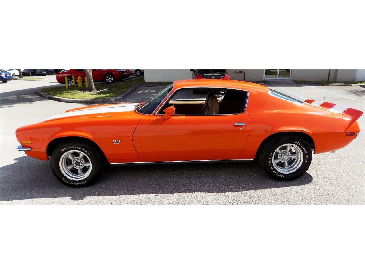 Large Picture of '72 Camaro - MG21