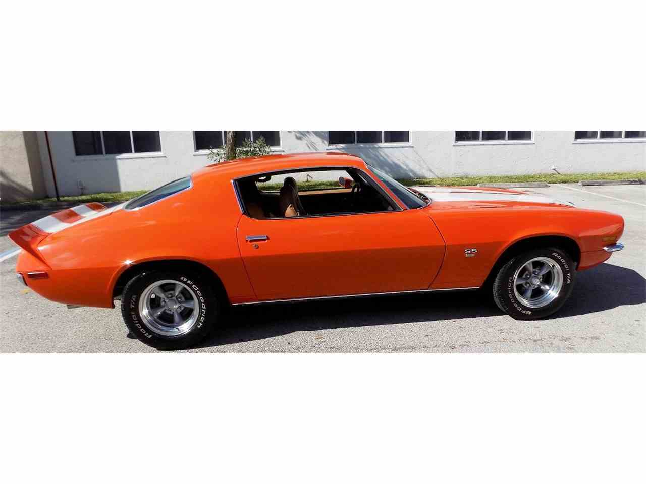 Large Picture of '72 Chevrolet Camaro - $19,995.00 - MG21
