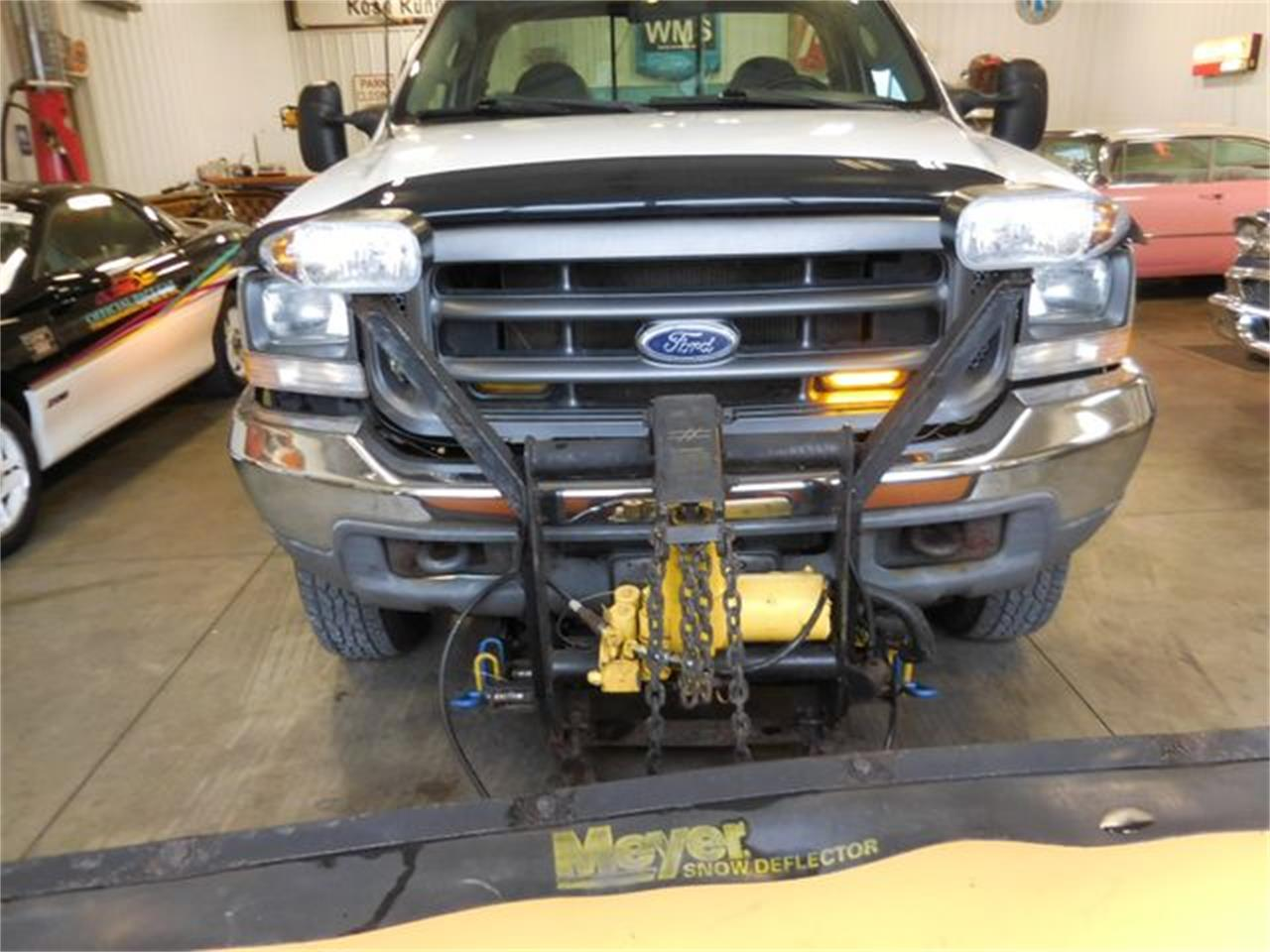 Large Picture of '03 F250 - $5,500.00 Offered by Wyandot Motor Sales - MG27