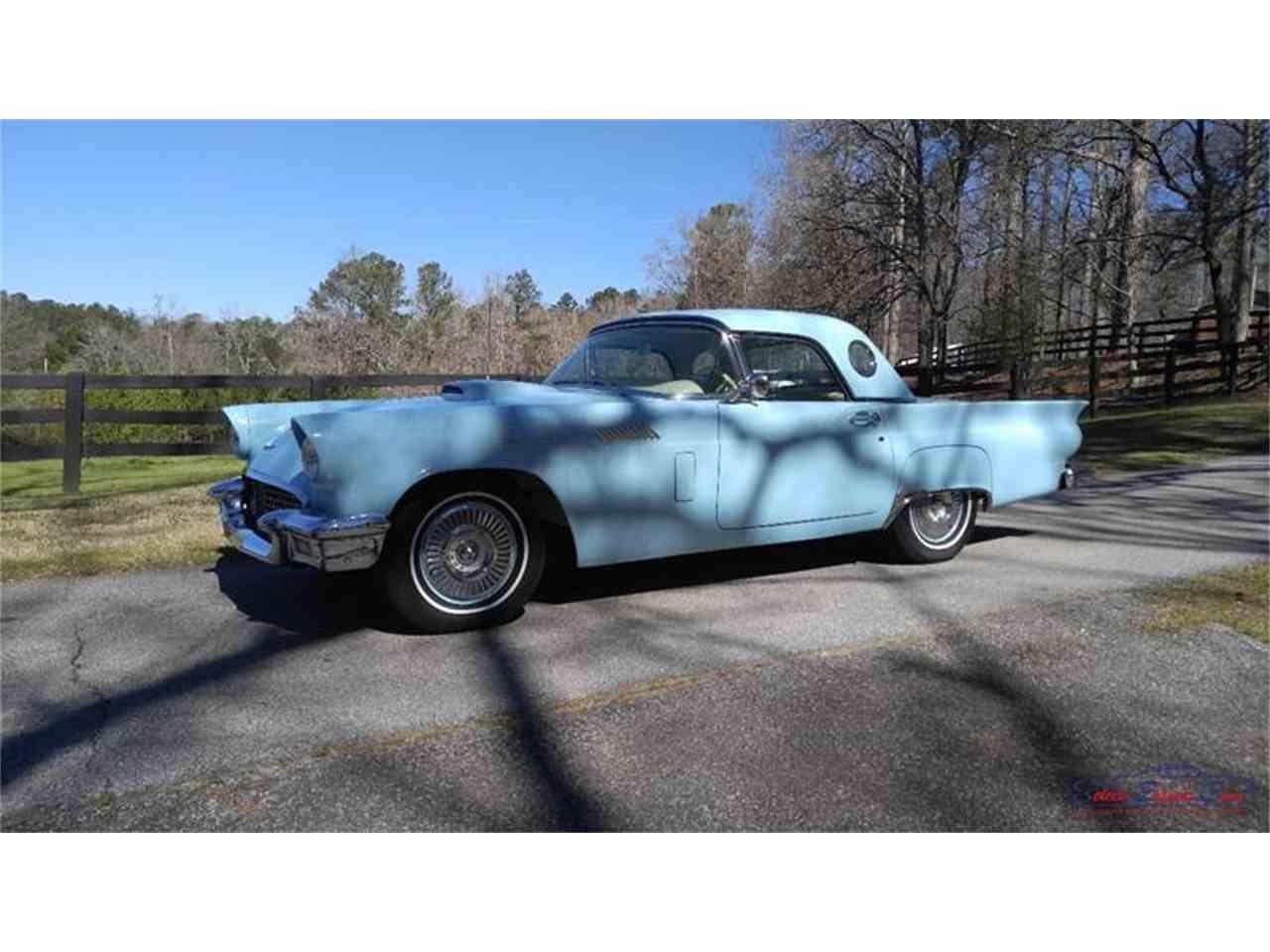 1957 Ford Thunderbird for Sale | ClassicCars.com | CC-1047257