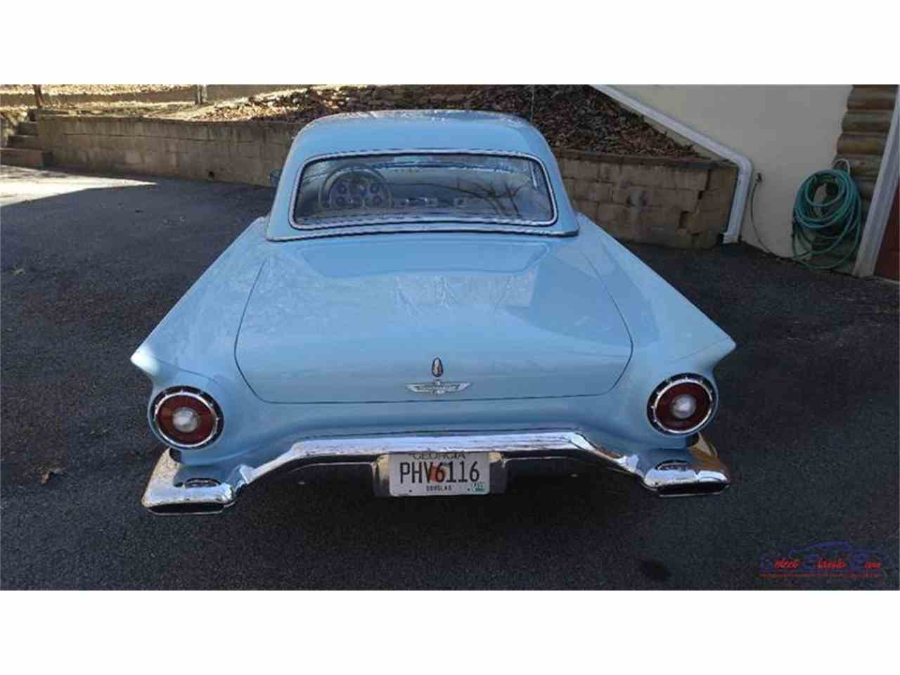 Large Picture of '57 Thunderbird - MG2H