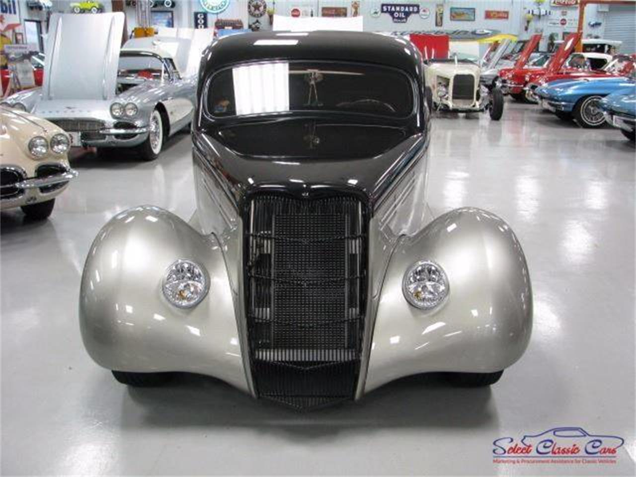 Large Picture of '35 3-Window Coupe - MG2K